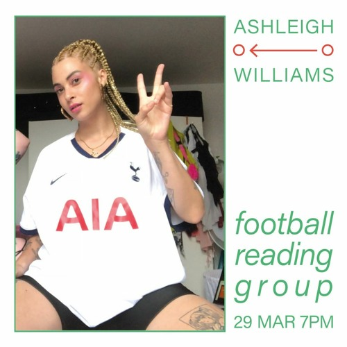 Football Reading Group with Ashleigh Williams