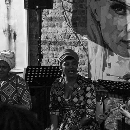 Percussion Threads from Zurich to Mzansi - Live at Rootspring