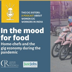 The Gig Sisters Episode 1: In the mood for food