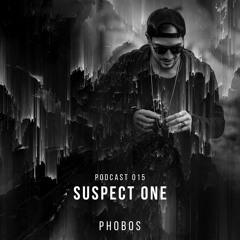 SUSPECT ONE // PHOBOS PODCAST 015