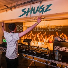 Shugz LIVE @ Rong's 10th Birthday, Victoria Warehouse, Manchester