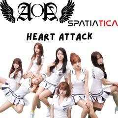 (UNREALEASED) Aoa X Spatiatica  -  Heart Attack (Original Remake Mix)