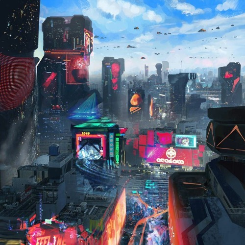 R$50 Cyber City Beat