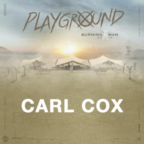 Carl Cox - Purple Party at Playground - Burning Man 2019