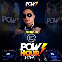 2021 POW HOUR MIXSHOW #4 (POWRadio) G Man & DJ Easy Calderon