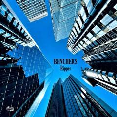 Benchers - Ripper • Zebra Rec. [ZBREP018] • 2021 (snippet)