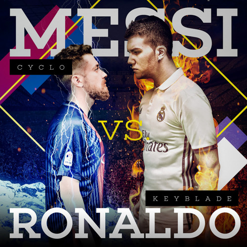 Cristiano Ronaldo Vs Leo Messi Batalla De Rap By Keyblade