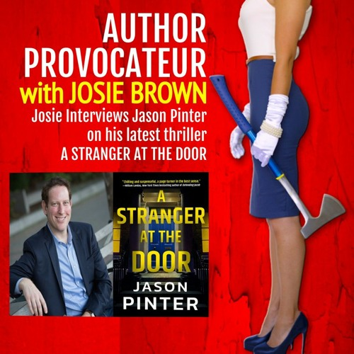 Jason Pinter - A STRANGER AT THE DOOR