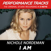 I Am (Performance Track In Key Of A)