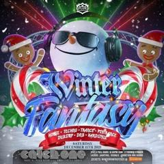 Brian G @ Winter Fantasy 2021 Promo Mix