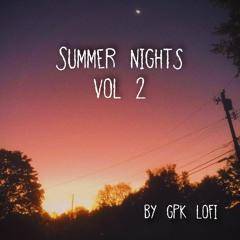 Summer Nights Vol 2. [ Full Album ]