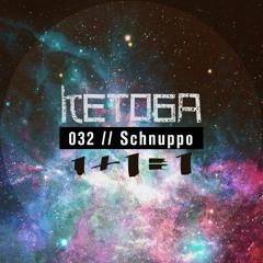 Schnuppo - PUCKERBROT & ZEITSCHE (Podcast 032)