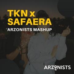 Rosalia ft. Travis Scott vs. Bad Bunny - TKN x Safaera (Arzonists Mashup PACK)*COPYRIGHT*