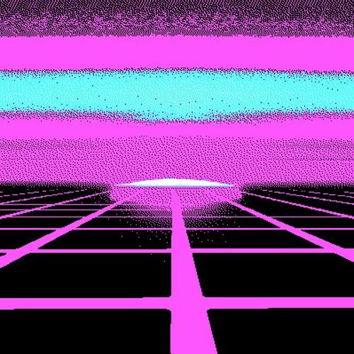 CGA Sunset