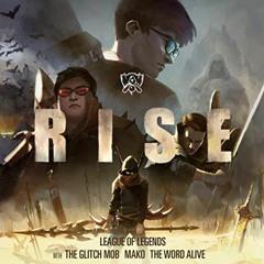 【巡音ルカ】RISE- League of Legends【VOCALOID COVER】