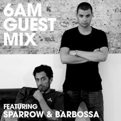 6AM Guest Mix: Sparrow & Barbossa