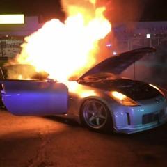 DRIFTING IN FLAMES W/ Zecki