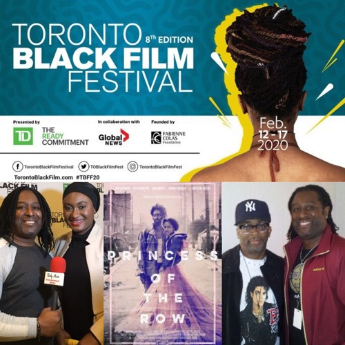 Interview w Event Founder Fabienne Colas on the Toronto Black Film Festival 2020