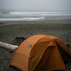 Sounds of Heavy Rain on Tent ASMR(Unedited)