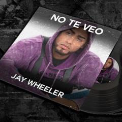 NO TE VEO - Jay Wheeler Type Beat Reggaeton 2021