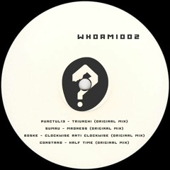 Punctul13 - Triunghi (Original Mix) [WHOAMI002] (Snippet)