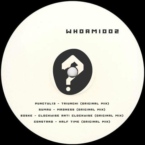 Constand - Half Time (Original Mix) [WHOAMI002] (Snippet)