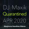 Quarantined 2020 Mega Mix (Russian Top Club Hits)