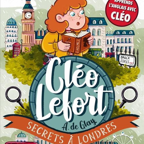 Cléo Lefort : secrets à Londres