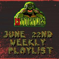 June 22 Playlist