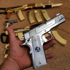 Machine Gun - @casperzine