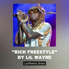"""Rich Freestyle"" by Lil Wayne"