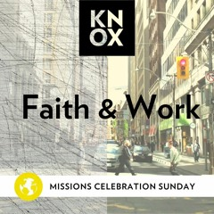 October 24, 2021   Acts 8:1-7   Faith+Work: Marketplace Martyrs