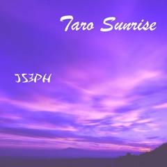Taro Sunrise