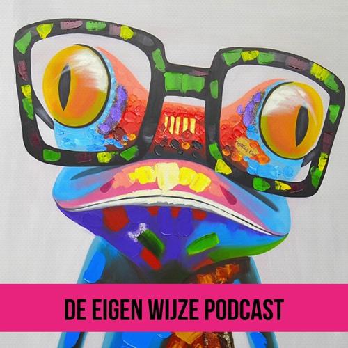 #3 De Eigen Wijze Podcast met Katja De Man over reizen, verlichting en expressie.