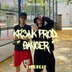 BIG BABY TAPE x KIZARU x DJ TAPE Type Beat - Banger (KR3NK PROD.)
