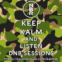 KEEP KALM D&B SESSIONS (VOL 3) FT. DJ F.Ekt - RIP D&B TRIBUTE MIX