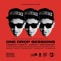 One Drop Sessions-week of 5 October 2021 w/ Niko One Drop of Upsetta Int'l