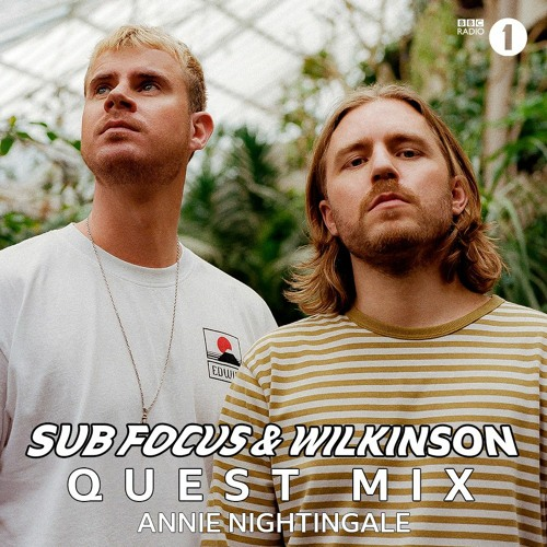 Sub Focus & Wilkinson Quest Mix