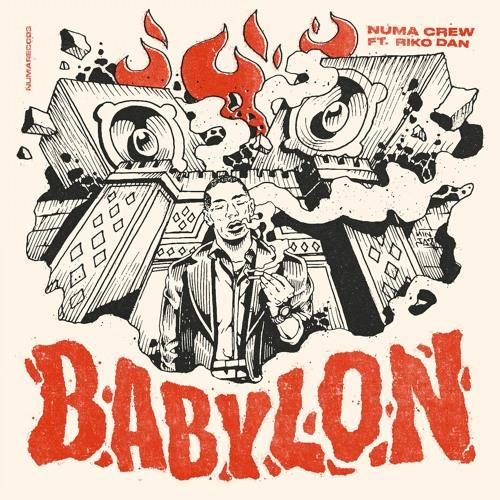 Numa Crew - Babylon feat. Riko Dan + Steppa Mix [NUMAREC003]