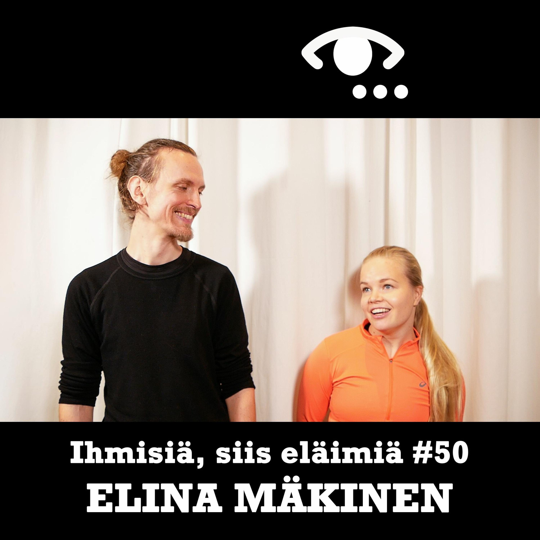 Jäämailin uiminen kaksiasteisessa vedessä. Ihmisen potentiaali. Kylmäaltistus. #50 Elina Mäkinen
