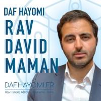 ⬜️ PESSAHIM 106 פסחים  🗓 Dim7   Rav David Maman   Daf Hayomi   DafHayomi.fr