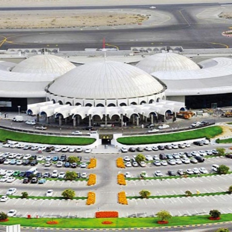 Sharjah Airport Wins Best Website Award (01.09.21)