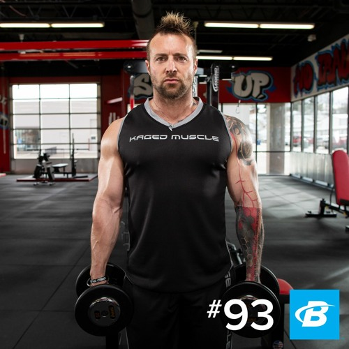 Episode 93 - Kris Gethin Found a New Form of Intensity Training from Home
