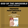 God Of The Impossible (Medium Key Performance Track Without Background Vocals)