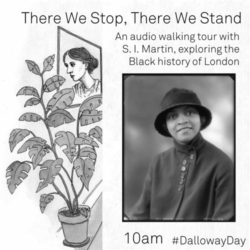 'There We Stop; There We Stand' — an audio walking tour with S. I. Martin