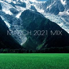 Dmitry Molosh - March 2021 Mix