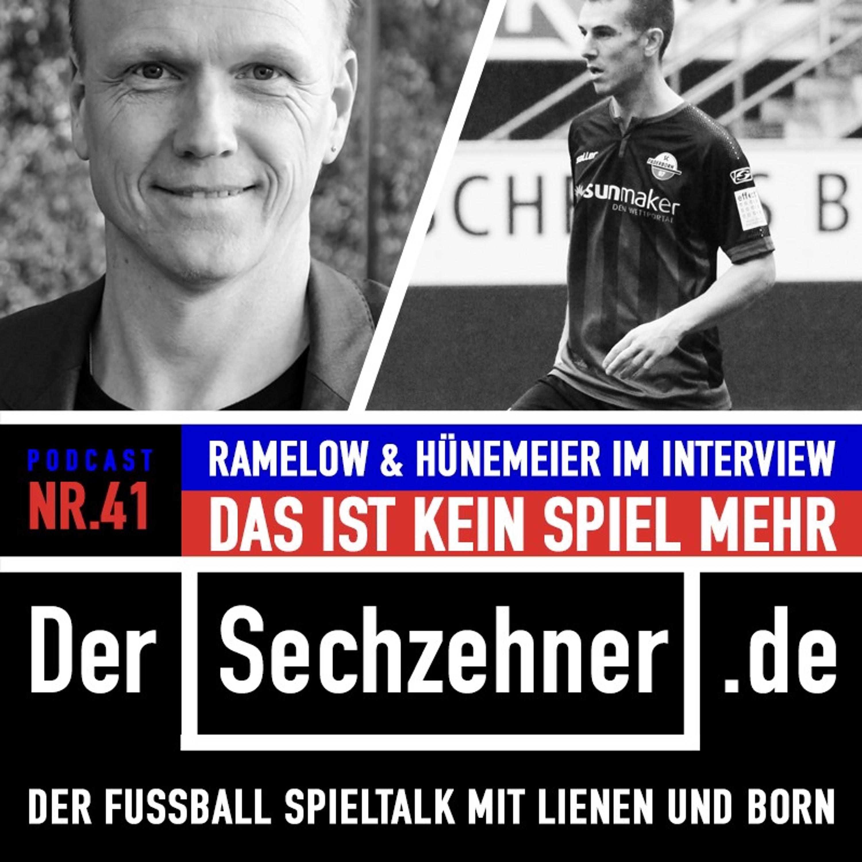 """""""Die Spieler machen nicht alles mit"""": Ramelow und Hünemeier im Sechzehner No.41"""