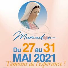 Mariadon 2021-05-29 Adoration