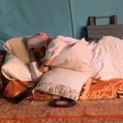 الحب مثل النوم 💔!