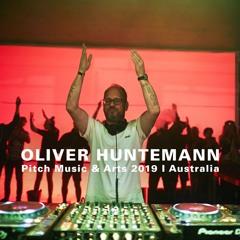 Oliver Huntemann - Pitch Music & Arts // Australia 2019